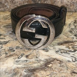 d5b86ab42 Gucci belt (Authentic) good condition normal wear